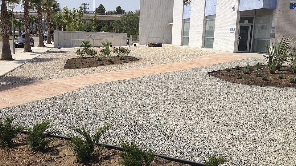 Jardins nou estil